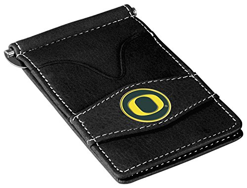NCAA Oregon Ducks Players Wallet - Black