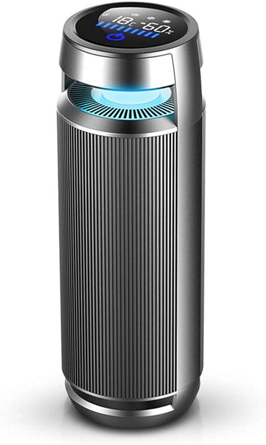 CHAO Purificador de Aire para el automóvil, Carga USB, fácil de ...