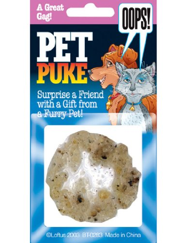 Pet Puke (Vampiress Makeup Ideas)