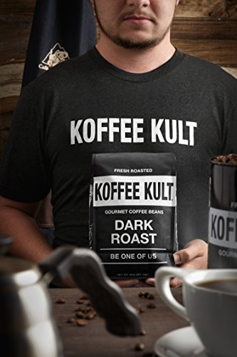 Koffee Kult Dark Roast Coffee...
