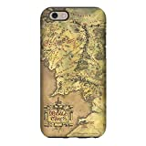 The Lord of the Rings Middle-earth Map Phone Case for iPhone 6/6S