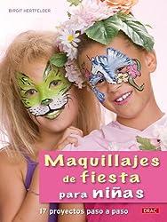 Maquillajes de fiesta para ninas / Party Face Painting for Girls