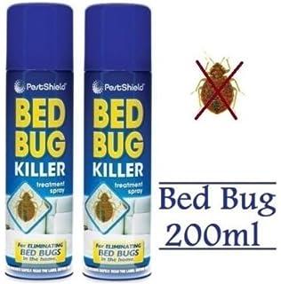Pajee - Insecticida para colchón de cama (2 unidades)