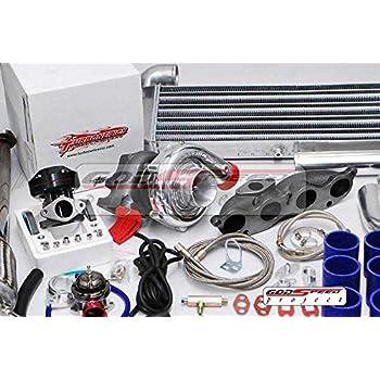 Rev9Power Rev9_TCK-012; Acura RSX K20A T3T4 Turbonetics Turbo Kit
