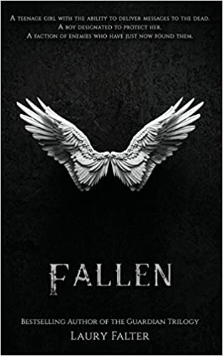 Amazon.com: Fallen (Guardian Trilogy #1) (9780615294988 ...