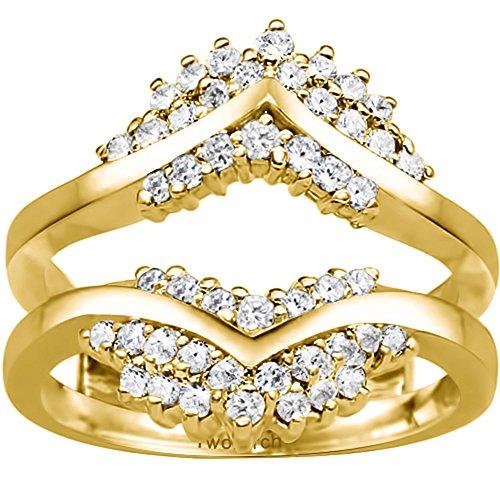 0.52 Ct Asscher Diamond - 9