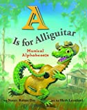 A Is for Alliguitar, Nancy Day, 1455615579