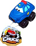 Lil' Chuck & Friends Police Car Small Vehicle