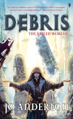 book cover of Debris