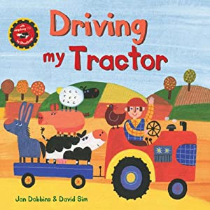 Driving My Tractor Audiobook