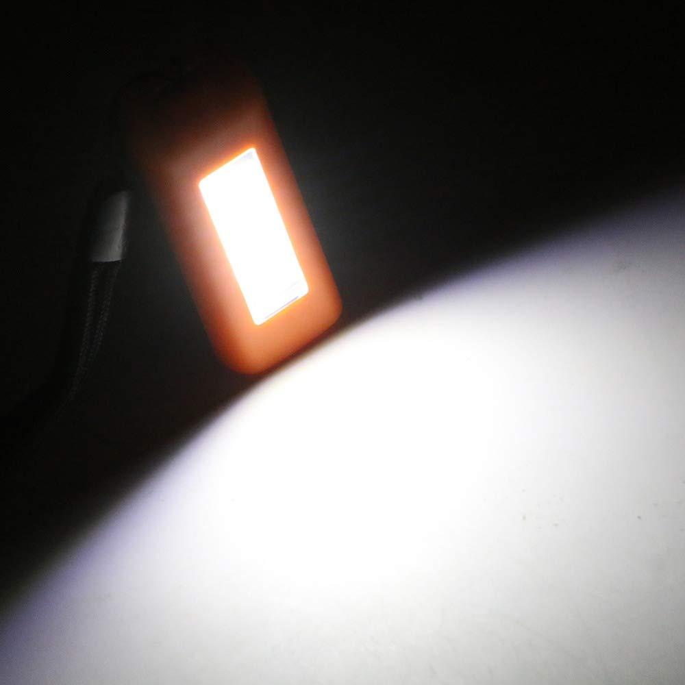 Chargingled Flashlight Torch Mini Recargable Potente Linterna De Bolsillo Para Viajes Al Aire Libre Camping Usb