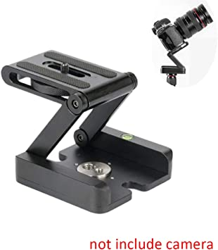 L-Plate Bracket L Shape Camera Bracket Quick Release Plate Stand Holder for Slide Rail Camera Canon Nikon Sony Pentax