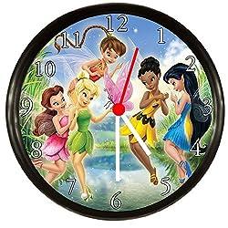 Rusch Inc. Disney Fairies Wall Clock