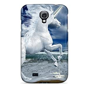 First-class Case Cover For Galaxy S4 Dual Protection Cover Unicorn 1