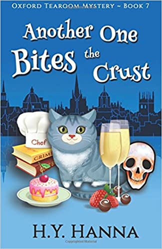 Amazon Another One Bites The Crust Oxford Tearoom Mysteries Book 7 Volume 9780648144922 HY Hanna Books