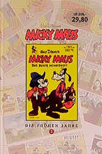 Micky Maus, Bücher, Die frühen Jahre. Bd. 2.