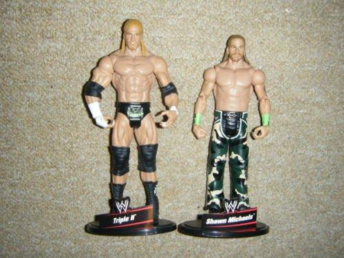 WWE D-Generation X Complete Battle Pack Figures