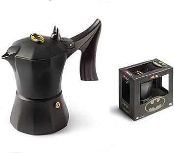 NewGreen Batman The Dark Knight Italian Espresso Coffee Pot Café ...