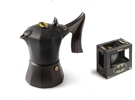 NewGreen Batman The Dark Knight Italian Espresso Coffee Pot Café de 3