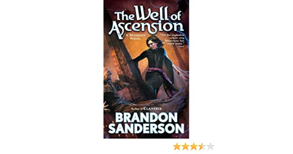The Well of Ascension: Book Two of Mistborn (English Edition) eBook: Brandon Sanderson: Amazon.es: Tienda Kindle
