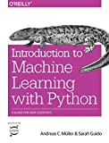 Introduction to Machine Learning with Python: A Guide for Data Scientists - cover