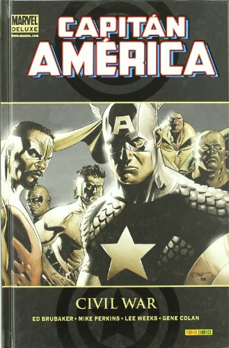 Capitan America nº 4: Civil war