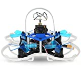 GoolRC G85 85mm 5.8G 40CH 600TVL Micro FPV Racing Drone 1106 Brushless Motor RC Quadcopter with RadioLink Receiver F3 Flight Controller BNF