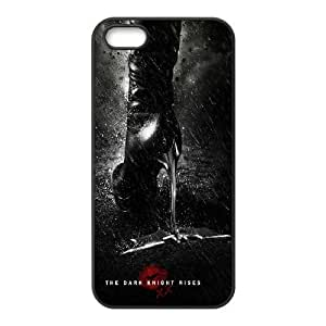 iphone5 5s Case (TPU), catwoman the dark knight rises Cell phone case Black for iphone5 5s - YYTT7890594