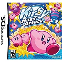 Kirby Mass Attack DS (NTRPTADE) -