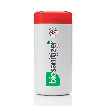 saniswiss toallitas desinfectantes ecológicas de superficies S2 – 100 pcs
