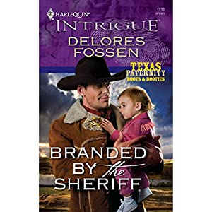 Branded by the Sheriff Audiobook