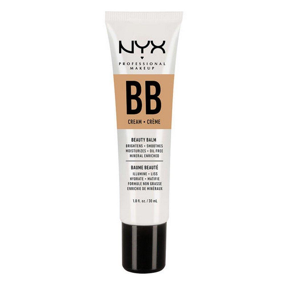 NYX Professional Makeup BB Cream, Golden, 1 Ounce NYX Cosmetics USA Inc. kaka-boynam10-low285