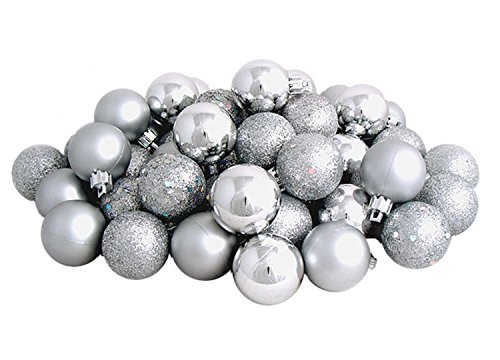Shatterproof Splendor 4 Finish Christmas Ornaments product image