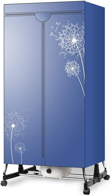 FORWIN UK- Secador silencioso de Doble Capa para calefacción doméstica y Secadora de Alta Temperatura de Secado rápido de 1000 vatios