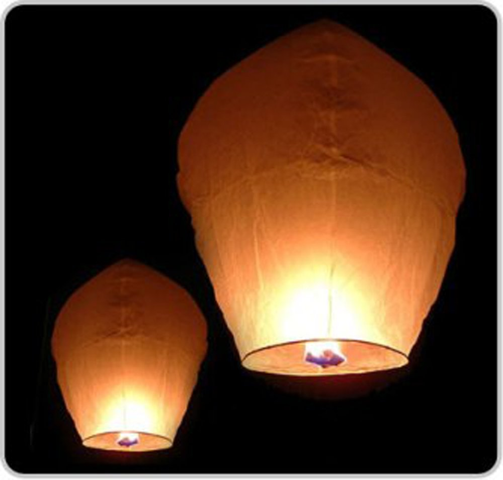 Floating lamp in the air 77