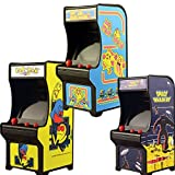 (Set) Classic Handheld Arcade Games - Pac-man, Ms Pac-man And Space Invaders
