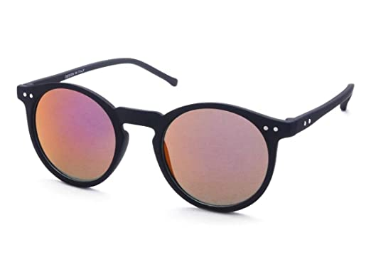 2dfed2ec59 Stacle UV Protected Round Sunglasses For Men and Women (ST7037