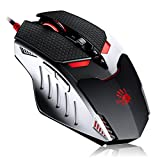 TL80 Terminator Laser Gaming Mouse with Advanced Weapon Tuning & 8200CPI Macro Setting by Bloody Gaming For Sale