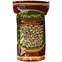 Turkish Pistachios Antep Roasted Salted , In Shell - We Got Nuts (1 LB.)