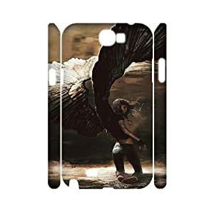 ALICASE Hard case Fantasy Angel 3D Diy For Case Iphone 4/4S Cover [Pattern-2]