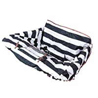 "Lumiere Shopping Cart Cover for Baby - Universal Fit, ""Roll-in"" Style Pouch, ..."