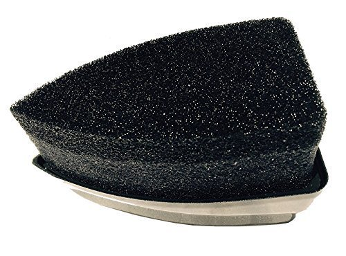 Woly Black Travel Shoe Shine Sponge.Glossy Shine for Designer Shoes. Made in Germany. Small size for travelling. by Woly (Image #3)
