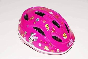 Disney Minnie Mouse - Casco Infantil para Bicicleta: Amazon.es ...