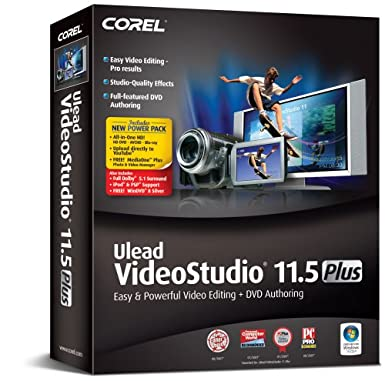 ulead video studio 11 with keygen free download