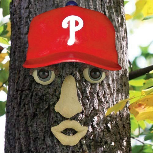 MLB Philadelphia Phillies Forest Face by Team Sports America