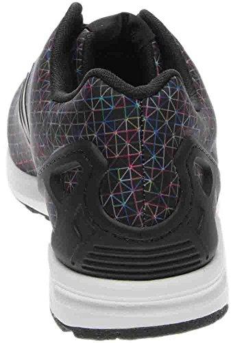 Menns Adidas Zx Flux Prisme 2 Joggesko Ny, Svart Prisme Aq4023 Svart