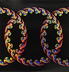 Fifty-one months after Lateralus' original release in CD format, Tool is ready to release a double vinyl four-picture disc edition of Lateralus. Each side contains a different picture and is packaged in a plastic gatefold with a holographic f...