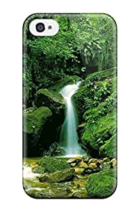 BradyFord Case Cover Protector Specially Made For Iphone 4/4s Excellent Waterfall S
