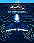 Cover Image for 'Avatar - The Last Airbender: The Complete Series'
