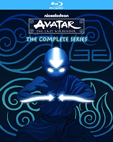 Avatar - The Last Airbender : The Complete Series [Blu-ray]